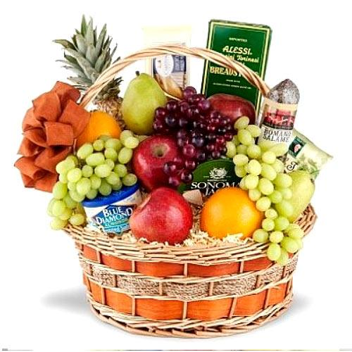 Juicy Festive Seasons Collection Gift Basket