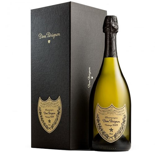 Highly Rated Dom Perignon Champagne in Signature Gift Box