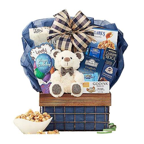 Bear Hugs - Thinking of You Gift Basket