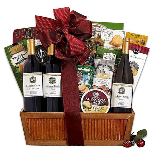 Lasting Festive Assortment Gift Basket