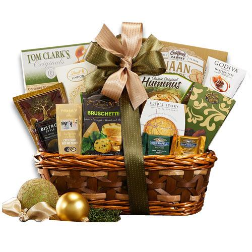 Effervescent Recipe To Relish Gift Basket of Assortments<br>