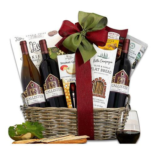 Balanced Connoisseurs Wine Collection Gift Hamper