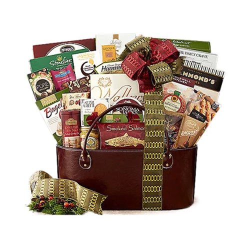 Radiant Spice Of Life Gourmet Gift Basket
