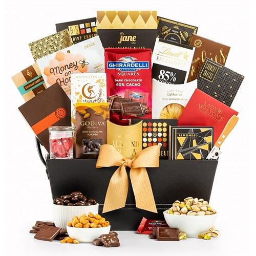 Affectionate All Things Fabulous Gift Basket