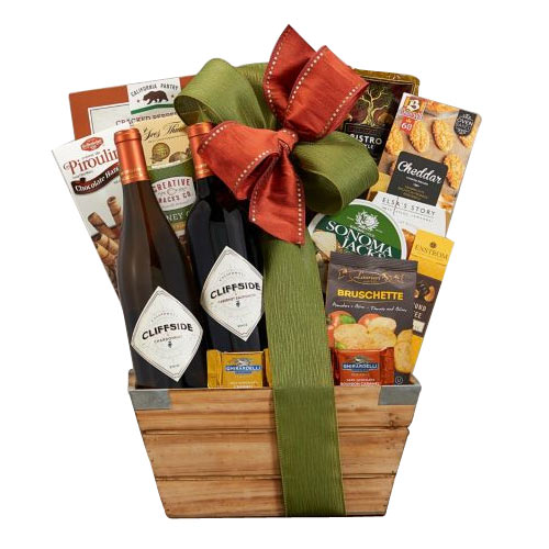 Attractive Selection of Gourmet Delights for Christmas