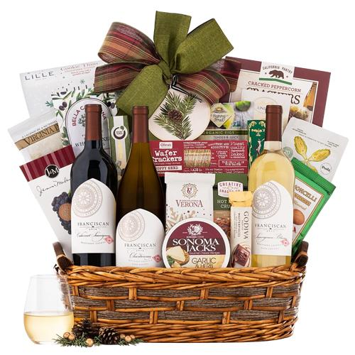 Delectable Holiday Special Food Hamper
