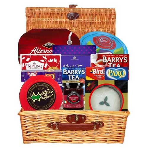 Send Irish Gifts Hampers To Usa Gift Hamper Delivery In Usa